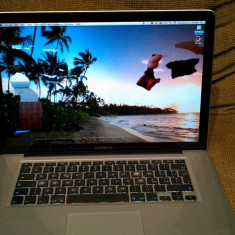 MacBook Pro A1286 in excelenta stare.Pret 900 euro neg., Intel Core 2 Duo, 4 GB