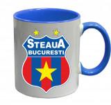Cana personalizata Steaua Bucuresti