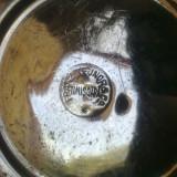 RECIPIENT CU CAPAC TIMISOARA. - Metal/Fonta, Altul