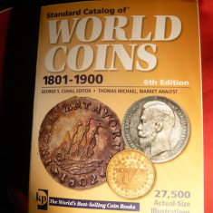 Catalog World Coins 1800-1900 ed.6 ( ultima)