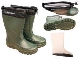 Cizme E.V.A. Baracuda foarte calduroase si usoare cu ciorap, 45 - 47, Cizme scurte