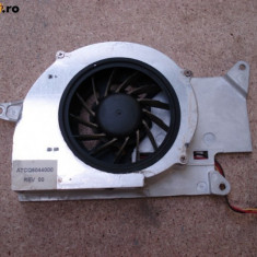 Ventilator / Cooler Placa Video Acer Aspire 1800 (Model ATCQ6044000 DFC601005M30T FD07-CCW) - Cooler laptop