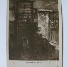 C.P.COLECTIE ANII 20 FOTOGRAVURA N.GRIGORESCU