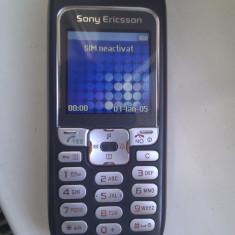 Vand Sony Ericsson J220i impecabil - Telefon mobil Sony Ericsson, Albastru, Nu se aplica, Orange, Fara procesor
