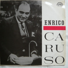 Enrico Caruso - Arii din opere si cantonete - VINIL - Muzica Opera