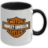 Cana personalizata Harley Davidson
