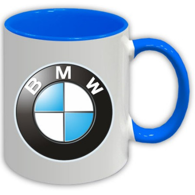 Cana personalizata BMW foto