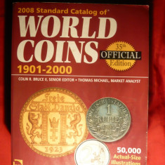 Catalog World Coins 1901-2000 ed.35 -2008