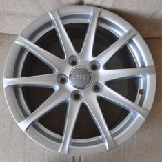 JANTE ORIGINALE AUDI 16 INCH - Janta aliaj Audi, 7, 5, Numar prezoane: 5, PCD: 112