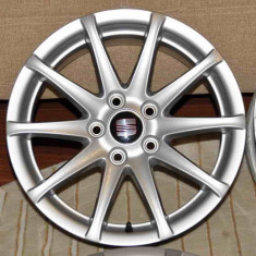 JANTE SEAT 16 INCH - Janta aliaj Audi, 7, 5, Numar prezoane: 5, PCD: 112