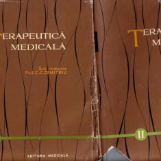 C.C.Dimitriu-Terapeutica medicala