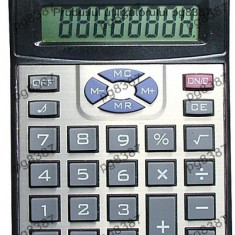 Calculator electronic, calculator de birou, 8 digiti - 1000 - Calculator Birou