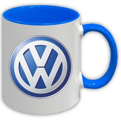 Cana personalizata Volkswagen foto