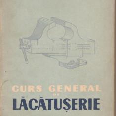 (C1927) CURS GENERAL DE LACATUSERIE DE V.I. KOMMISSAROV, EDP, BUCURESTI, 1959 - Curs hobby