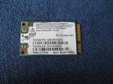 Placa retea mini PCi Wireless laptop Toshiba  model WM3945ABG  P/N PA 3489U-1MPC