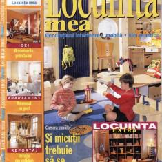 LOCUINTA MEA NR 11/2000 - Revista casa