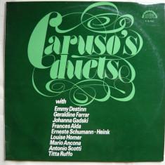 Caruso - Duete - VINIL - Muzica Opera