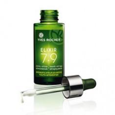 Elixir 7.9 intensificator pentru tineretea tenului 30 ml - Crema antirid Yves Rocher