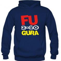"Hanorac personalizat ""FU 2-10 GURA"""