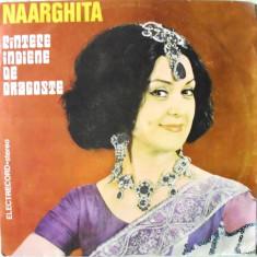 DISC VINYL FORMAT MARE - NARGHITA - CANTECE INDIENE DE DRAGOSTE - Muzica Dance electrecord