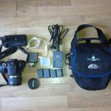 CANON 400D - APARAT FOTO DSLR - DSLR Canon, Kit (cu obiectiv), 12 Mpx