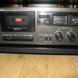 Deck Akai CS-703 D black - Deck audio