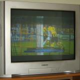 Televizor Sony Trinitron 72 cm, ecran plat (CRT)