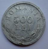 500 lei 1946 Eroare batere foarte RARA!!! cifra 5 plina + coada E