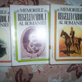 Memoriile regelui Carol I volumul 1+2+3) - Istorie