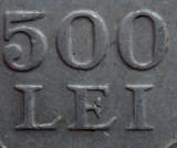 500 lei 1946 eroare batere la 500