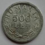 500 lei 1946 luciu de batere -- piesa 8 --