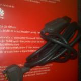Vand schimb cablu de date Nokia original CA-53, stare perfecta, doua bucati.