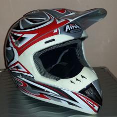 Casca Moto Cross Enduro Atv Motocross AIROH, XL