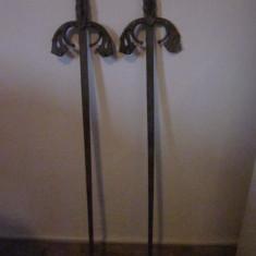 Sabii vechi franceze de panoplie