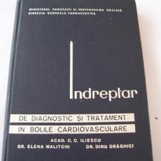 INDREPTAR DE DIAGNOSTIC SI TRATAMENT IN BOLILE CARDIOVASCULARE