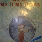 Concursul micul matematician clasa a IV a