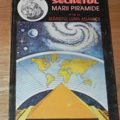 G BARBARIN - SECRETUL MARII PIRAMIDE SAU SFARSITUL LUMII ADAMICE - Carte Hobby Paranormal