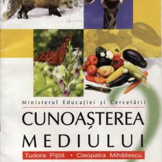 CUNOASTEREA MEDIULUI - MANUAL PT CLASA A II A de TUDORA PITILA ED. ARAMIS - Manual scolar Aramis, Clasa 2
