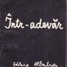 INTR-ADEVAR de ADRIAN PAUNESCU