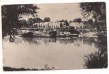 Carte postala-GIURGIU-Santierul naval, Circulata, Fotografie