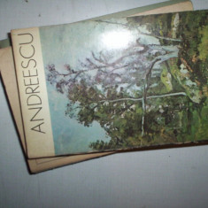 ANDREESCU = CARTE ARTA / PICTURA - Album Arta