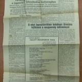 Pagina ziar Uj Elet Oradea 1947