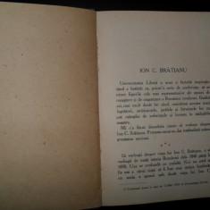 I.G.Duca-Amintiri si portrete, interbelica - Carte Editie princeps