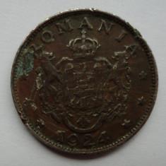 2 lei 1924 fulger monetaria Poissy - piesa 6 -