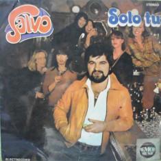 SALVO - SOLO TU (DISC VINIL) - Muzica Dance electrecord