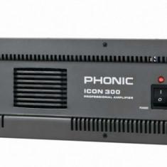 Statie phonic icon 300 - Mixer audio