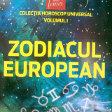 "Zodiacul european vol. I ""2740"" - Carte astrologie"