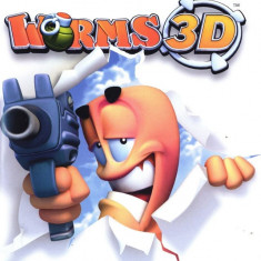 Worms 3D  ---  PS2