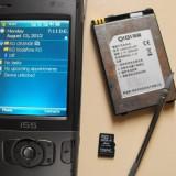 Smartfone- PDA, DUAL SIM QiGi i55 / i55P (TechFaith Cynthia 850) - Telefon mobil Dual SIM, Argintiu, Single core, 64 MB, 2.8''