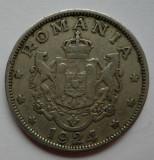 2 lei 1924 fulger monetaria Poissy - piesa 7 -